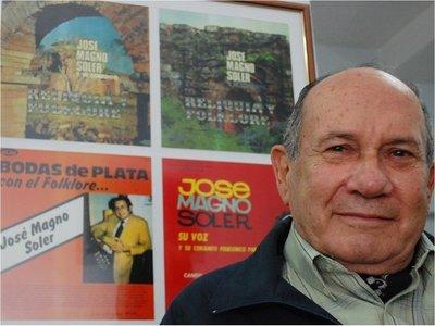 Fallece el poeta y cantante José Magno Soler