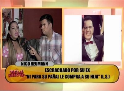 """Modelo escrachó por irresponsable a """"Ex Calle 7"""": """"Es un maricón"""""""