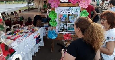Feria permite a emprendedores permite llegar a los consumidores finales