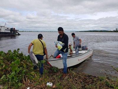Puerto Casado: Por déficit sanitario mujer da a luz a bebé muerto