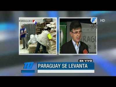 """""""Paraguay Se Levanta"""" culmina con éxito"""