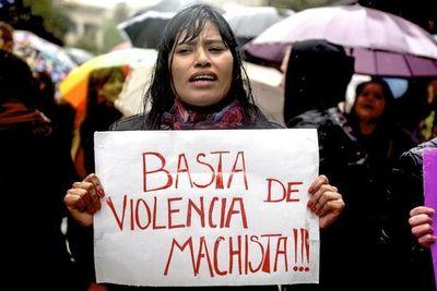 #25NPY: mujeres no se callan más y marchan contra la violencia machista