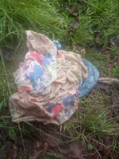 Encuentran sábana ensangrentada y restos de carne en una bolsa en Santa Rosa del Mbutuy – Prensa 5