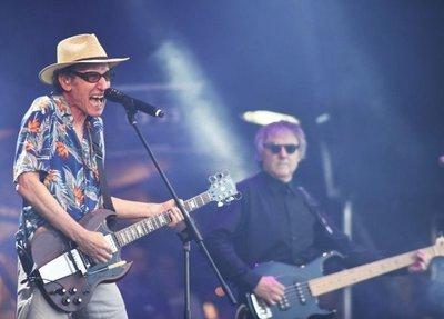 El Festival Cosquín Rock trasladó toda su fiesta musical a Asunción