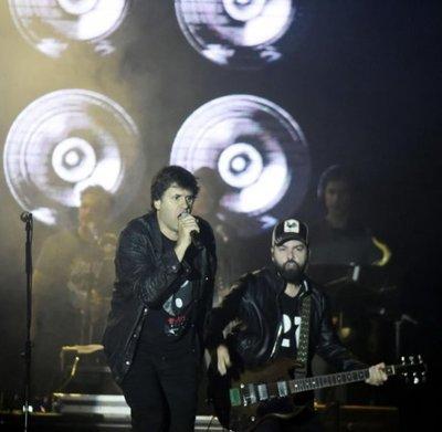 Festival Cosquín Rock show variado