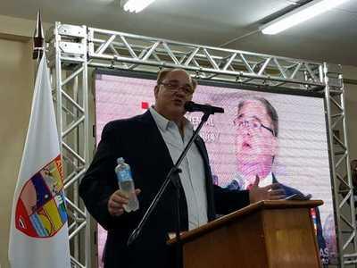 Gobernador de Alto Paraná a favor de elecciones