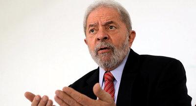Denuncian a Lula por lavado de R$ 1 millón a través de su fundación