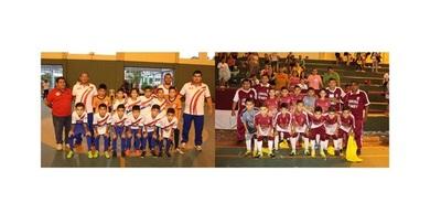 Nacional C9 – C11: Amambay y Ñemby los mejores, Concepción queda tercero