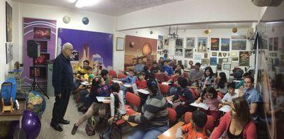 En diciembre inicia taller de astronomía para aficionados