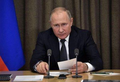 """""""Seria preocupación"""" de Rusia por la ley marcial en Ucrania"""