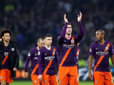 El City salva un empate ante el Lyon y se mete en octavos