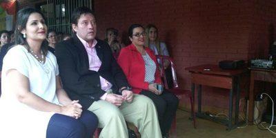 Se realizó clausura en la Escuela Integrada  Eirete de Villarrica
