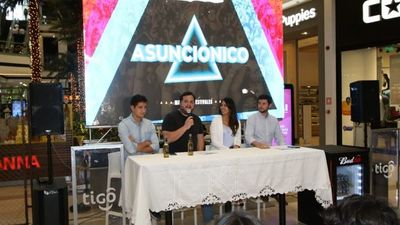 Lenny Kravitz, Arctic Monkeys, Jorge Drexler y Damas Gratis, en Asunciónico