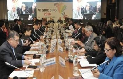 Países americanos evalúan mecanismo de seguimiento a la lucha anticorrupción