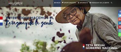 Gobierno llama a la ciudadanía a construir juntos el Paraguay de la gente