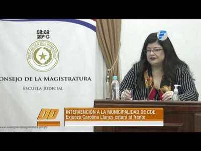 Carolina Llanes intervendrá en la comuna de CDE
