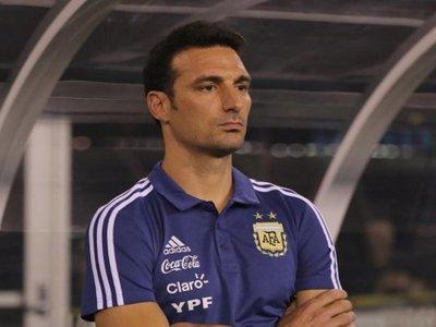 La AFA le ofrece a Scaloni seguir hasta Copa América 2019