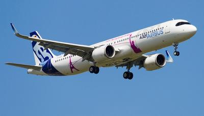 Airbus tiene un nuevo proyecto (con más de 100 toneladas)