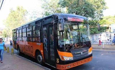 Pasaje bajaría Gs. 45 en bus diferencial y Gs. 40 en bus convencional