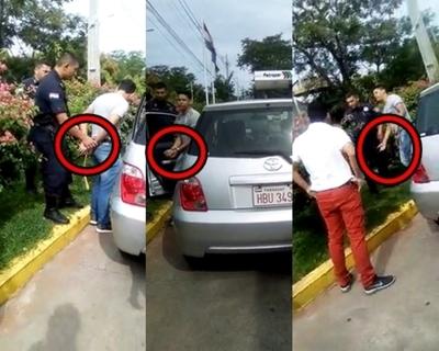 """Ex """"Rojo"""" es detenido por hurto"""