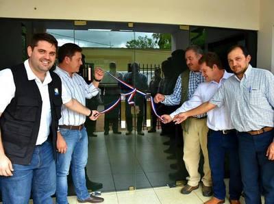 SENACSA inaugura una nueva oficina de Unidad Zonal en San Ignacio Misiones