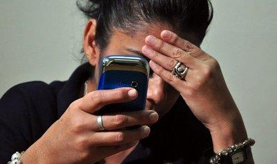 Policía advierte sobre aumento de denuncias de extorsión por celular y redes sociales