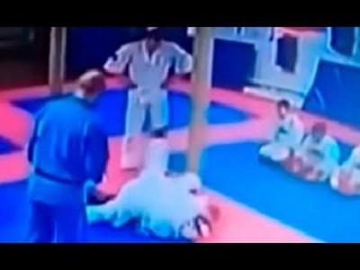 Violento castigo recibe un menor de 9 años