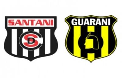 Santaní recibe a Guaraní en el Norte