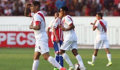 Otra derrota de la Selección Paraguaya