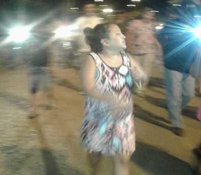 "Rosita volvió al ""frente de batalla"""