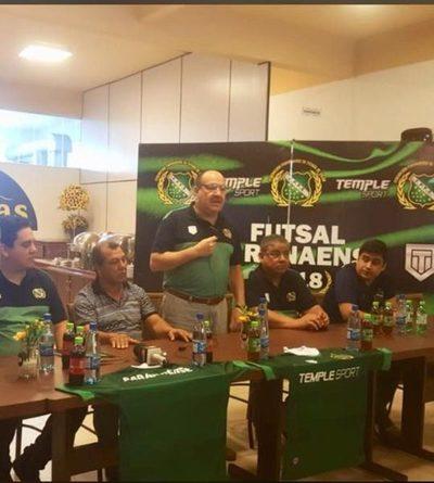 Paranaense inicia operativo de cara al Nacional 2019