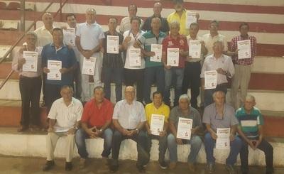 Campeones juveniles del 78 recordaron la conquista