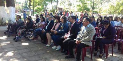 Día internacional de las personas con discapacidad se recuerda en la fecha