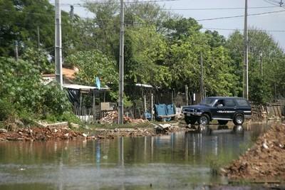 Lluvias afectan a desplazados y favorecen aparición de mosquitos