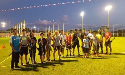 Altoparanaenses consiguen 14 medallas en campeonato nacional de tiro con arco