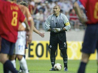 Chilavert, entre los 48 jugadores legendarios de fútbol