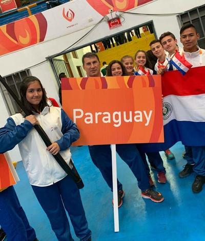 Primera jornada con triunfo para delegación nacional en Juegos Sudamericanos Escolares