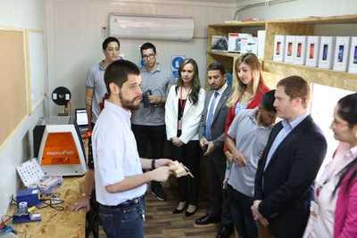 """Presentan """"Laboratorio Móvil de Fabricación Digital"""""""