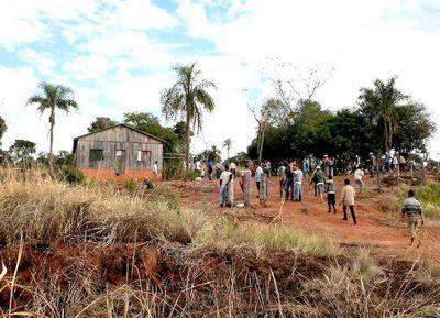 Dos guardias heridos de bala en Campos Morombí