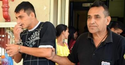 Condenan a un hombre a 5 años de cárcel por violencia familiar