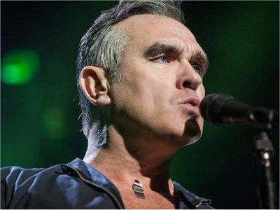 Morrissey cancela su concierto en Paraguay