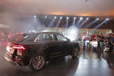 Audi presentó el nuevo Q8 y abre las puertas a la octava dimensión