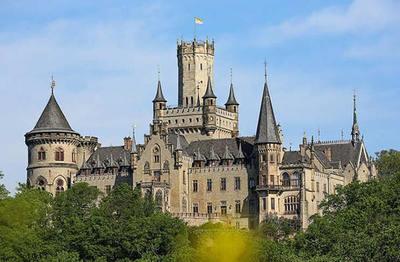 Príncipe alemán vendió su castillo por 1 euro