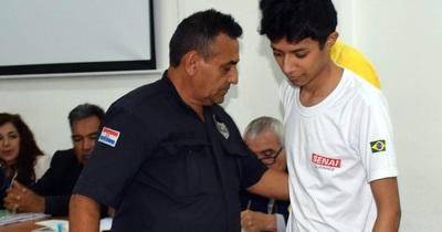 Por sucesivos robos en Minga Guazú dos jóvenes pasaran 10 años en la cárcel