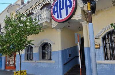 DINAPI ordenó inspección y fiscalización de APA