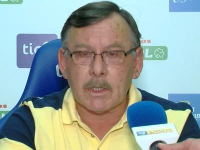 Walter Benítez renunció a la presidencia del Sportivo Luqueño