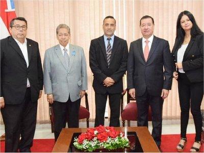CGR busca ampliación de USD 2 millones para cargos