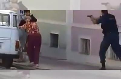 Bolsonaro felicitó a policías que mataron a delincuente que tomó como rehén a una anciana