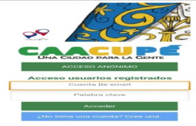 """App """"Peregrinación Nuestra Señora de Caacupé"""