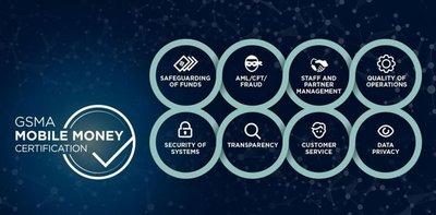Telefónica local recibe certificación internacional de dinero electrónico